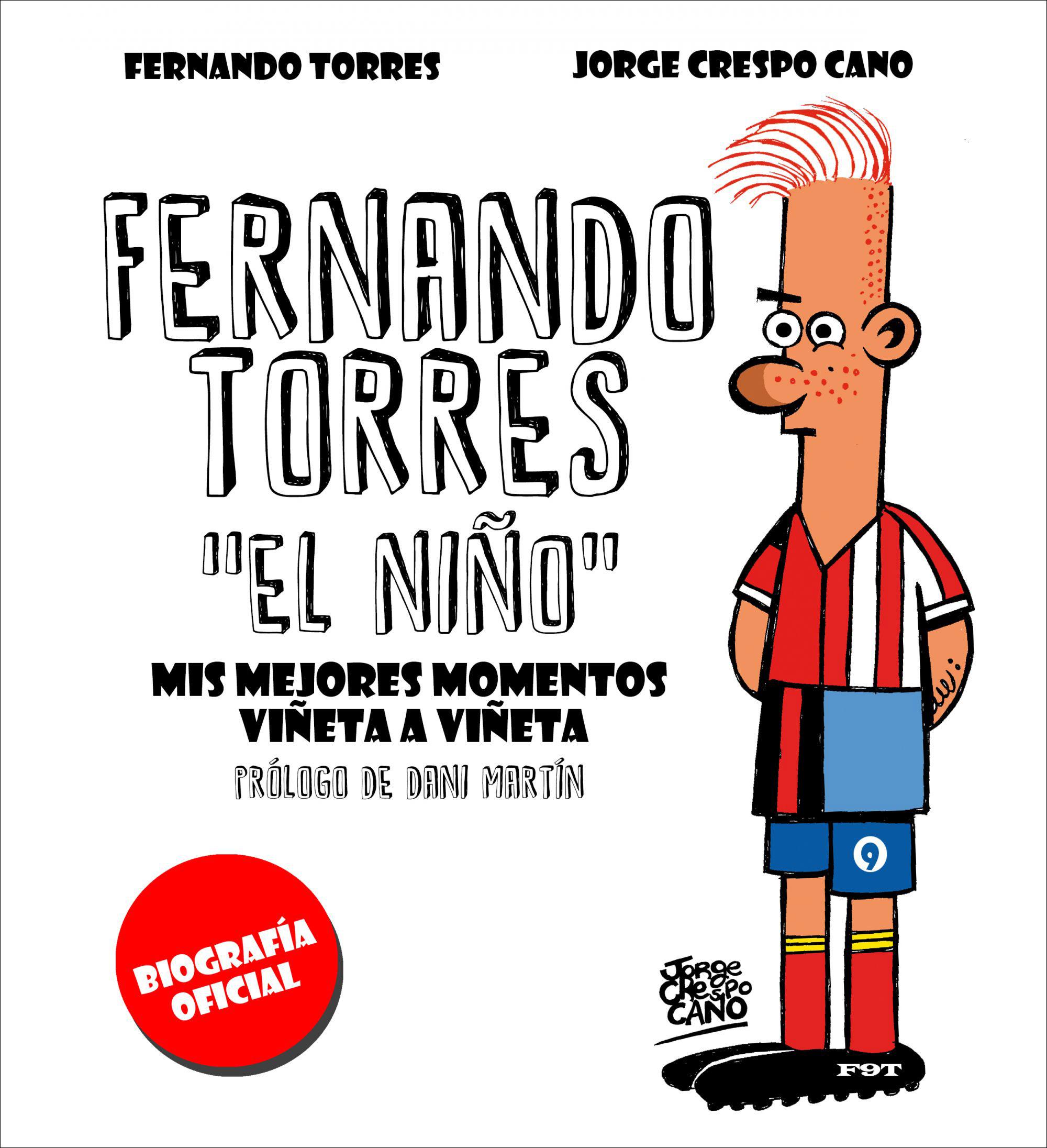 Comprar Fernando Torres: El Niño, viñeta a viñeta