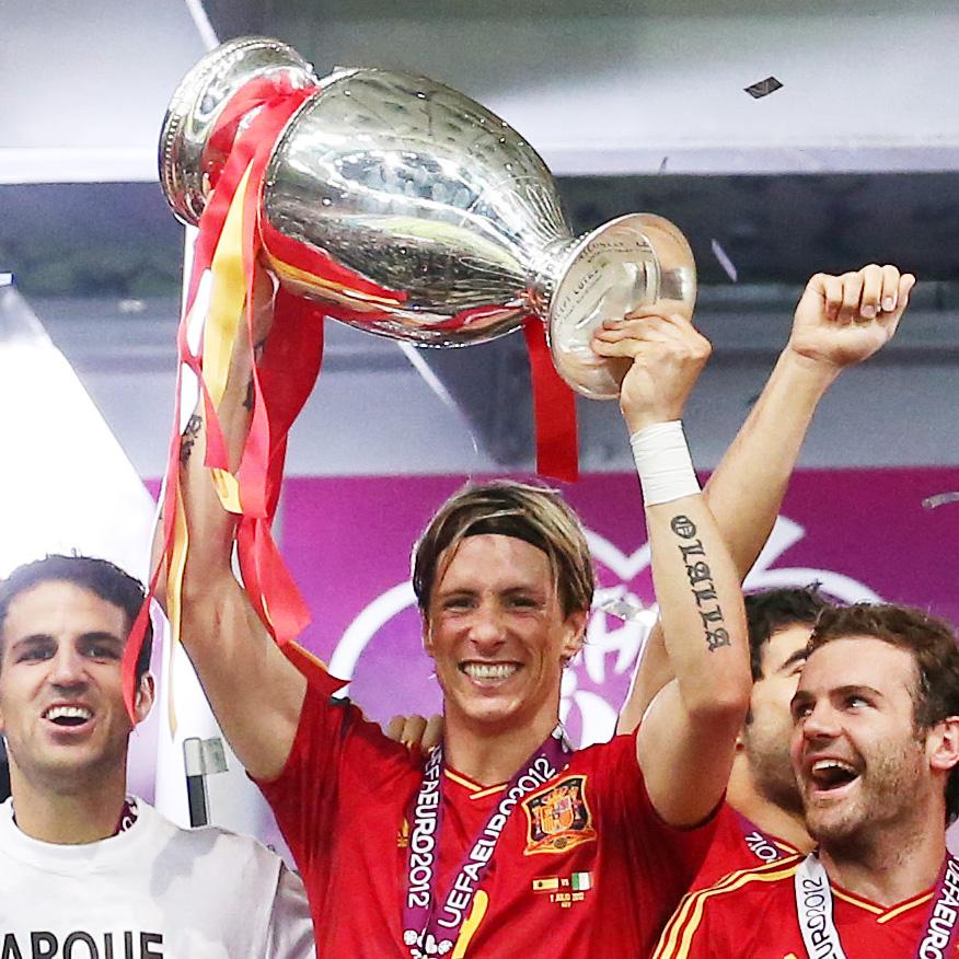 Segunda Eurocopa, primera Bota de Oro