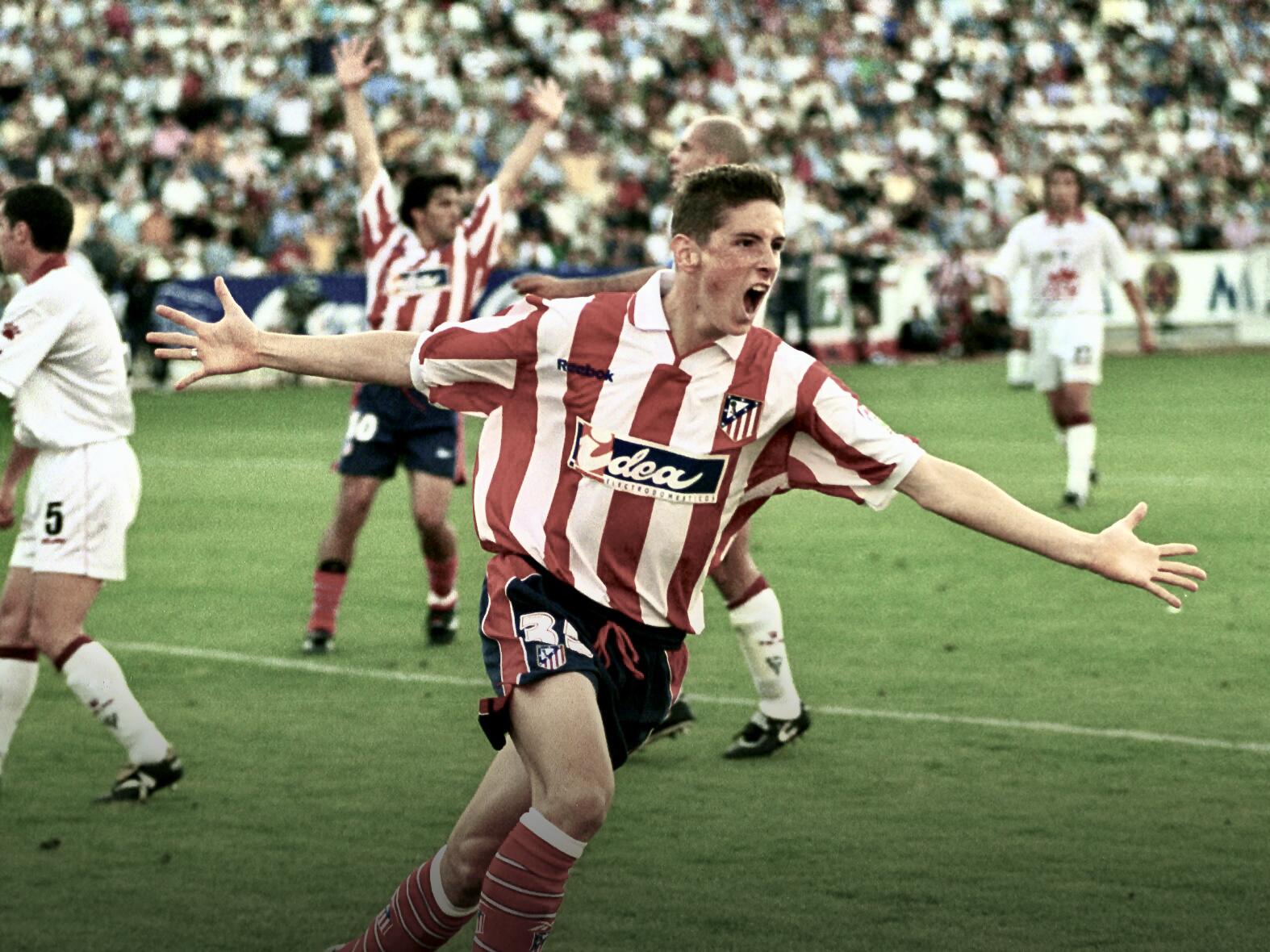 Albacete, 20 años atrás: Torres marca el primero de sus 302 goles