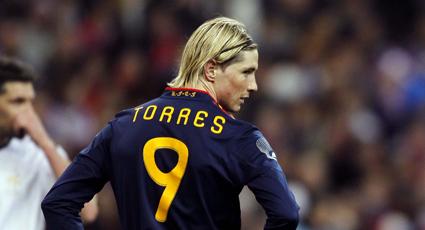 """Torres, en el Metropolitano con ocasión del Atlético-Liverpool: """"Hoy es un día especial"""