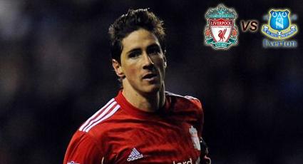 Derbi al rojo vivo en Anfield para celebrar el centenario de Torres