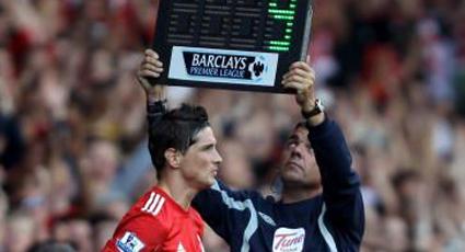 Fernando Torres, centurión español de la Premier League
