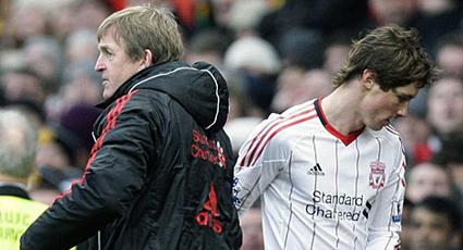 """Dalglish, encantado con Torres: """"Su dedicación es fantástica"""""""