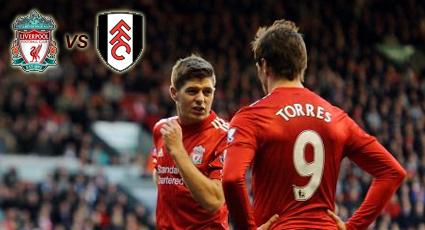 Anfield recibe la visita del Fulham con su artillería a punto