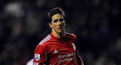 El Liverpool rechaza una oferta del Chelsea por Fernando Torres