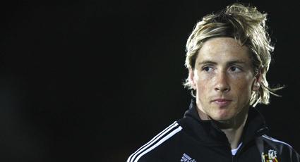 El Liverpool rechaza la petición de traspaso presentada por Torres