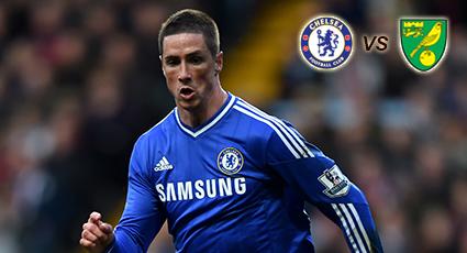 Chelsea- Norwich, título y descenso en juego sobre el césped de Stamford Bridge