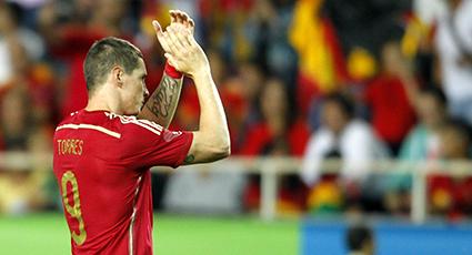 """Torres: """"España gana, que es lo más importante""""<br>"""