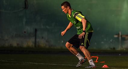 Torres y la Selección afinan su puesta a punto en tierras estadounidenses