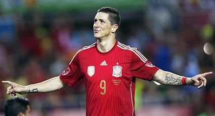 Fernando Torres, icono de La Roja, a las puertas de su tercer Mundial<br>