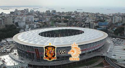 Todo comienza como acabó: España-Holanda, duelo de titanes en el estreno del Grupo B