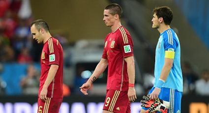 La Selección, sin opciones en el Mundial tras perder su segundo partido ante Chile (0-2)