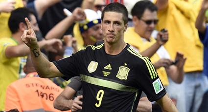 Torres anota en el triunfo que pone punto final al Mundial de La Roja (0-3)