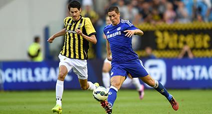 Noventa minutos para Torres y cómoda victoria en el tercer test de la gira (1-3)