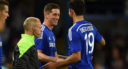 Stamford Bridge sube el telón con victoria y buen fútbol días antes del debut en Premier (2-0)