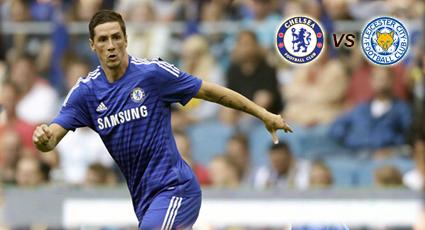 Stamford Bridge sube el telón frente a un Leicester City castigado por Torres
