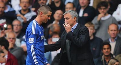 """Mourinho: """"Echaré de menos a Fernando y también lo hará el equipo"""""""