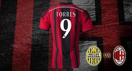 Regresa la Serie A con la complicada visita del A.C. Milan al Hellas Verona