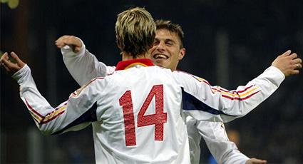 Torres regresa al Luigi Ferraris, escenario de su primer gol con la Selección