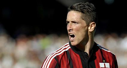 """Torres vela armas para el Milan-Inter: """"Este derbi me emociona"""""""