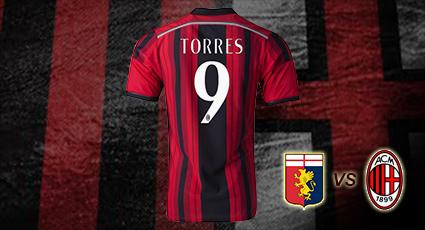 Los 'rossoneri' buscan ante el Genoa proseguir su escalada en otro duelo directo