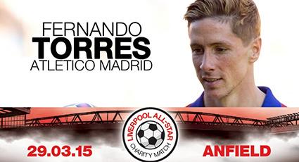 Torres y Luis Suárez, delantera de ensueño en el equipo 'All Star' seleccionado por Gerrard