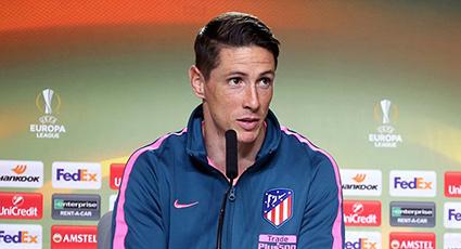"""Torres: """"Soñaba ganar un título con mi club desde pequeño y sería un perfecto final"""""""