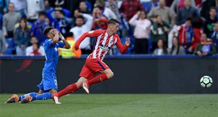 Tres puntos y rumbo a Lyon tras la victoria rojiblanca en Getafe (0-1)