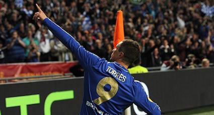 Fernando Torres, en Lyon a por la quinta corona continental con su 'Atleti'