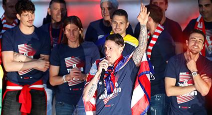 """Torres, desde el corazón para los atléticos: """"Gracias por tanto y perdón por tan poco"""""""