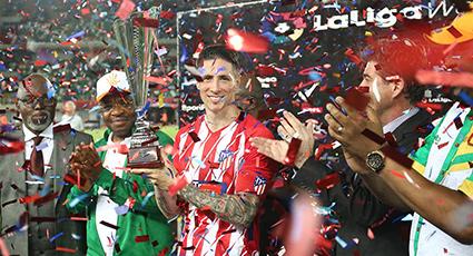 Coraje y corazón hasta el final: Torres rubrica su adiós con gol y victoria en Nigeria (2-3)