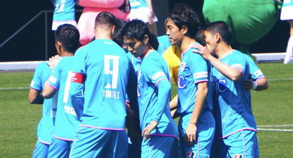 Primeros tres puntos para el Sagan Tosu en un accidentado choque frente al Jubilo Iwata (1-0)