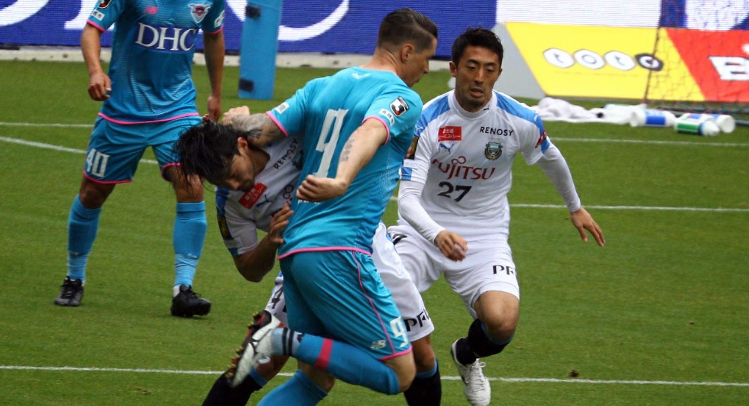Un solitario gol del Kawasaki Frontale decide los tres puntos en el regreso de Torres (0-1)