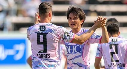 Recupera aliento el Sagan Tosu con una victoria sobre el Gamba Osaka (3-1)