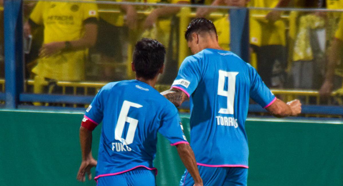 Torres, decisivo con un gol que impulsa al Sagan Tosu en Copa del Emperador (0-1)
