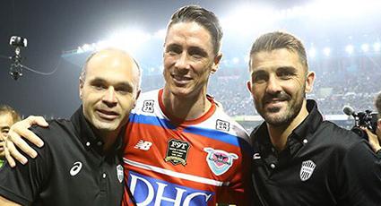 """Torres culmina su carrera bajo el cariño del universo fútbol: """"Hoy empiezo una nueva etapa"""""""