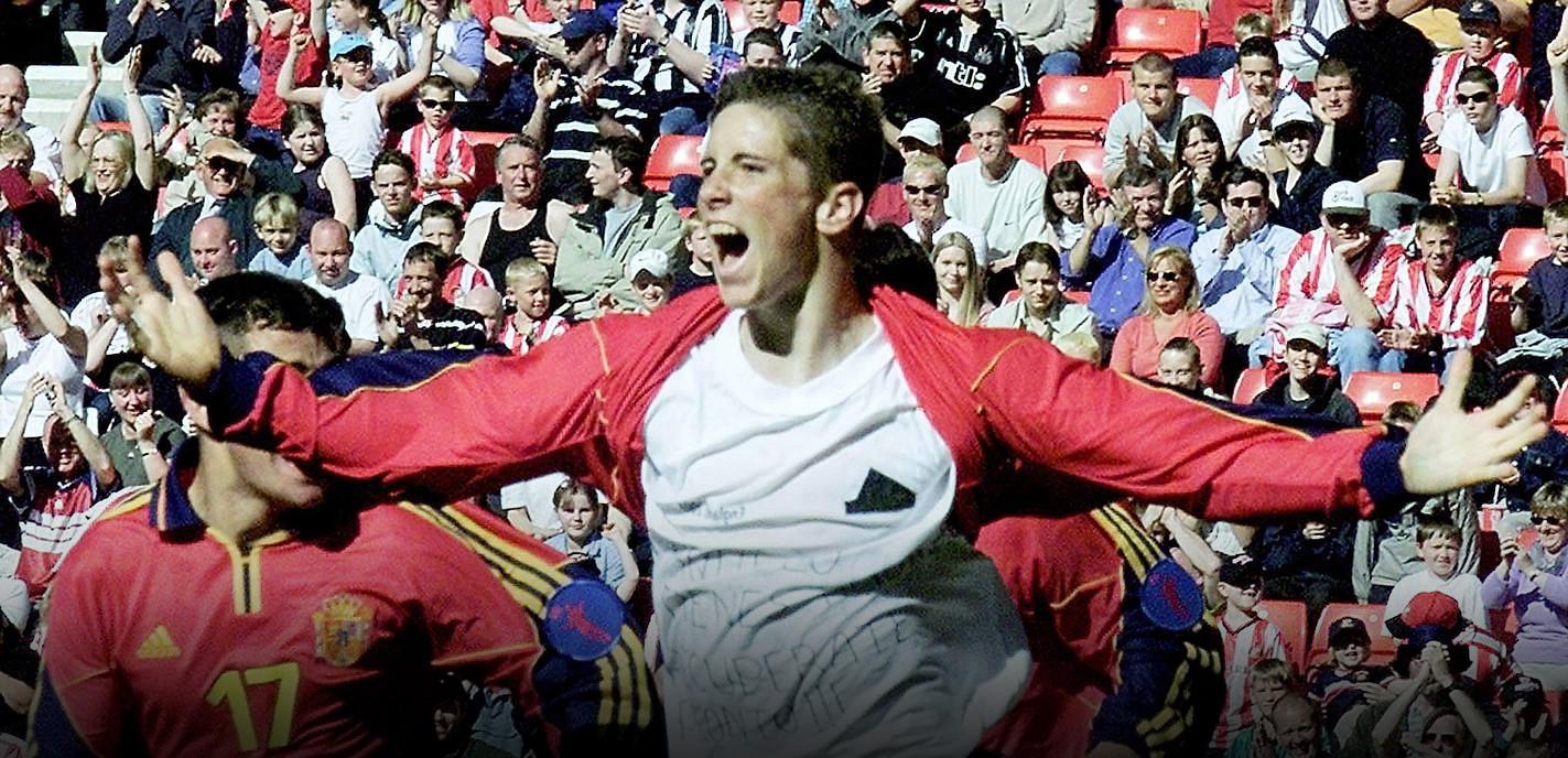 20 Años de la Euro Sub-16; el primer gran éxito de Torres